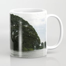 Majestic Beautiful Tree on the Mekong River Coffee Mug