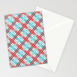 Gingham Picnic Stationery Cards