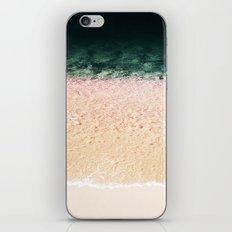Magic sand iPhone & iPod Skin