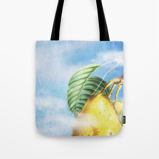 Pear Heaven Tote Bag