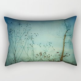 Moody Blues Rectangular Pillow