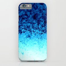 Blue Crystal Ombre Slim Case iPhone 6
