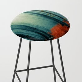 Landscape (colour option) Bar Stool
