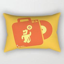 UNDO | Music to the people 04 Rectangular Pillow