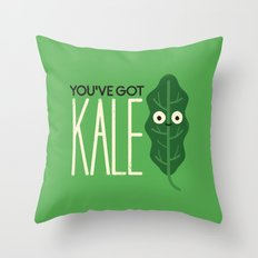 That's a Releaf Throw Pillow