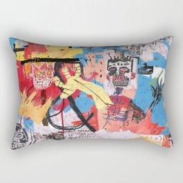 57 Great Jones Street Rectangular Pillow