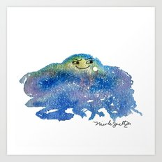 The Conspiring Universe Art Print