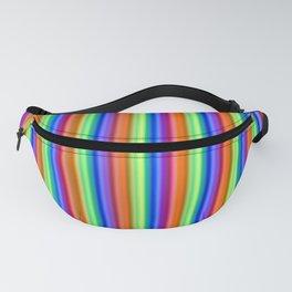 Incandescent Rainbow Fanny Pack