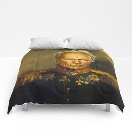 Clint Eastwood - replaceface Comforters