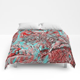 ColorMix Wolf Comforters