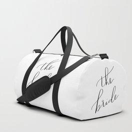 the bride Sporttaschen