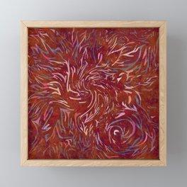 Demon Framed Mini Art Print