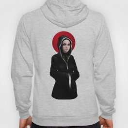 Red Saint Hoody