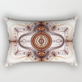 Time Machine Rectangular Pillow