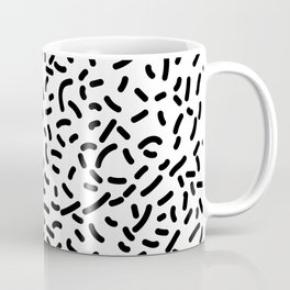 Memphis Candy B&W Coffee Mug