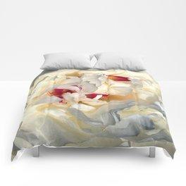 Peony Petals Comforters