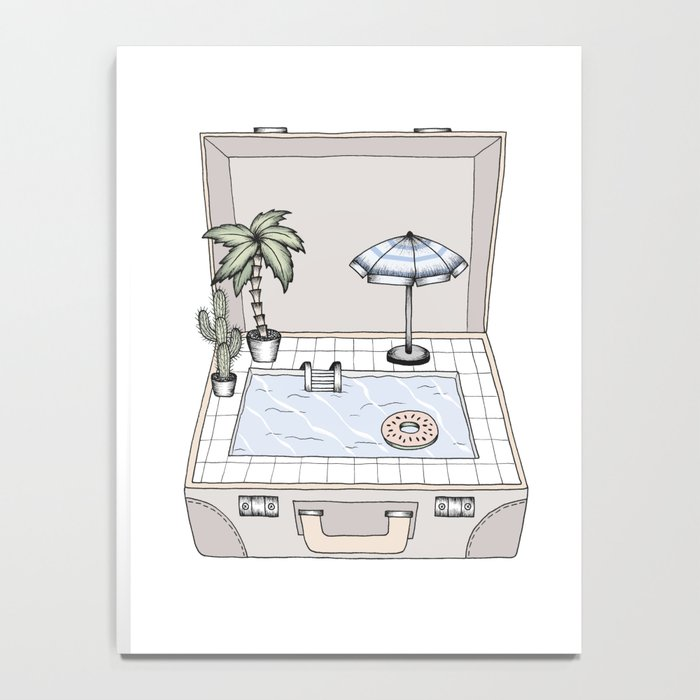 Pool To Go Notebook