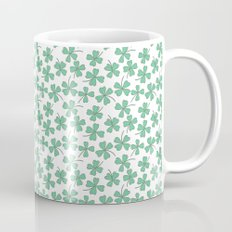 Four Leaf Clovers Mug