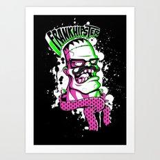 Frankhipster Art Print