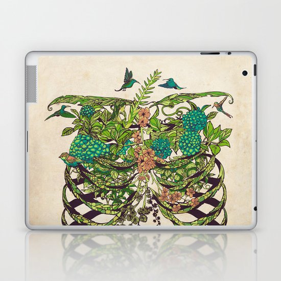 Daydreamer Vintage Laptop & iPad Skin