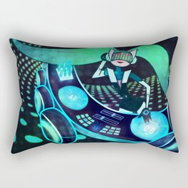 Xj Sona Rectangular Pillow