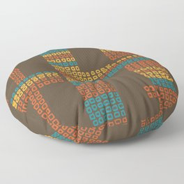 code Floor Pillow