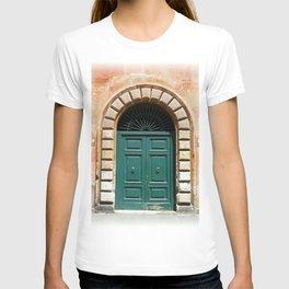 Door in Rome T-shirt