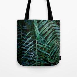Night tropics Tote Bag