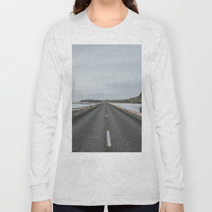 Empty Road - A Love Story Long Sleeve T-shirt