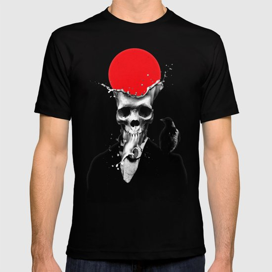 SPLASH SKULL T-shirt