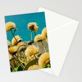 Flowers by the Sea Stationery Cards