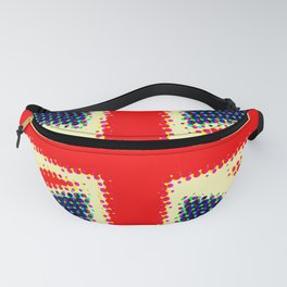 Union Jack Fanny Pack