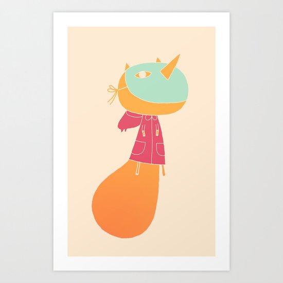 pivoine Art Print