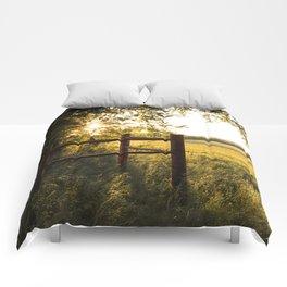 Oklahoma Summer Comforters