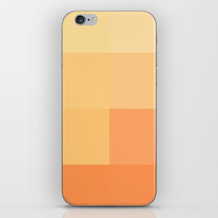 The Summer Sphere iPhone Skin