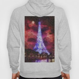 Paris Night Hoody