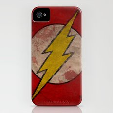 Remember The Flash iPhone (4, 4s) Slim Case