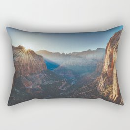 Zion Rectangular Pillow