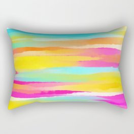 Tiger Stripes Rectangular Pillow
