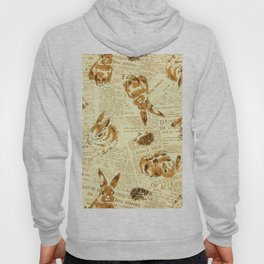 Baby Animals Hoody