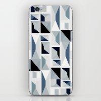 arya stark iPhone & iPod Skins featuring Stark  by Ilsa Falis