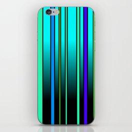 Fresh Blue iPhone Skin