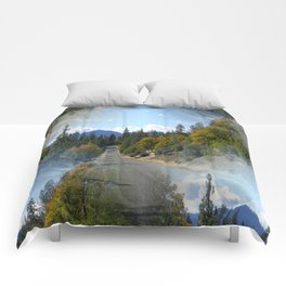 What road shall I take? Comforters