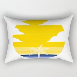 summer is here Rectangular Pillow