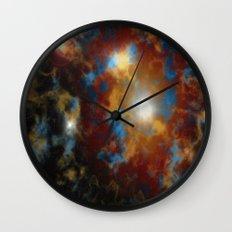 Nebula III Wall Clock