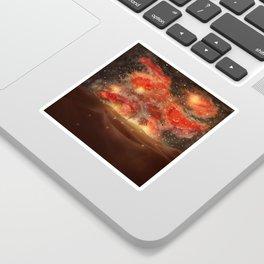 Beautiful Galaxy III Sticker