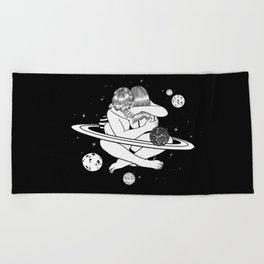 Fantastic Planet Beach Towel