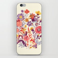 The Garden Crew iPhone & iPod Skin