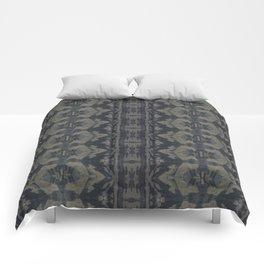 Moody Shibori Comforters