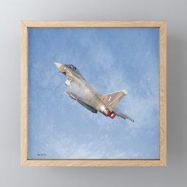 Eurofighter Framed Mini Art Print